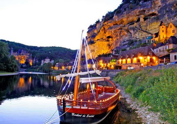 La maison du gabarrier, location de vacances sur la Dordogne